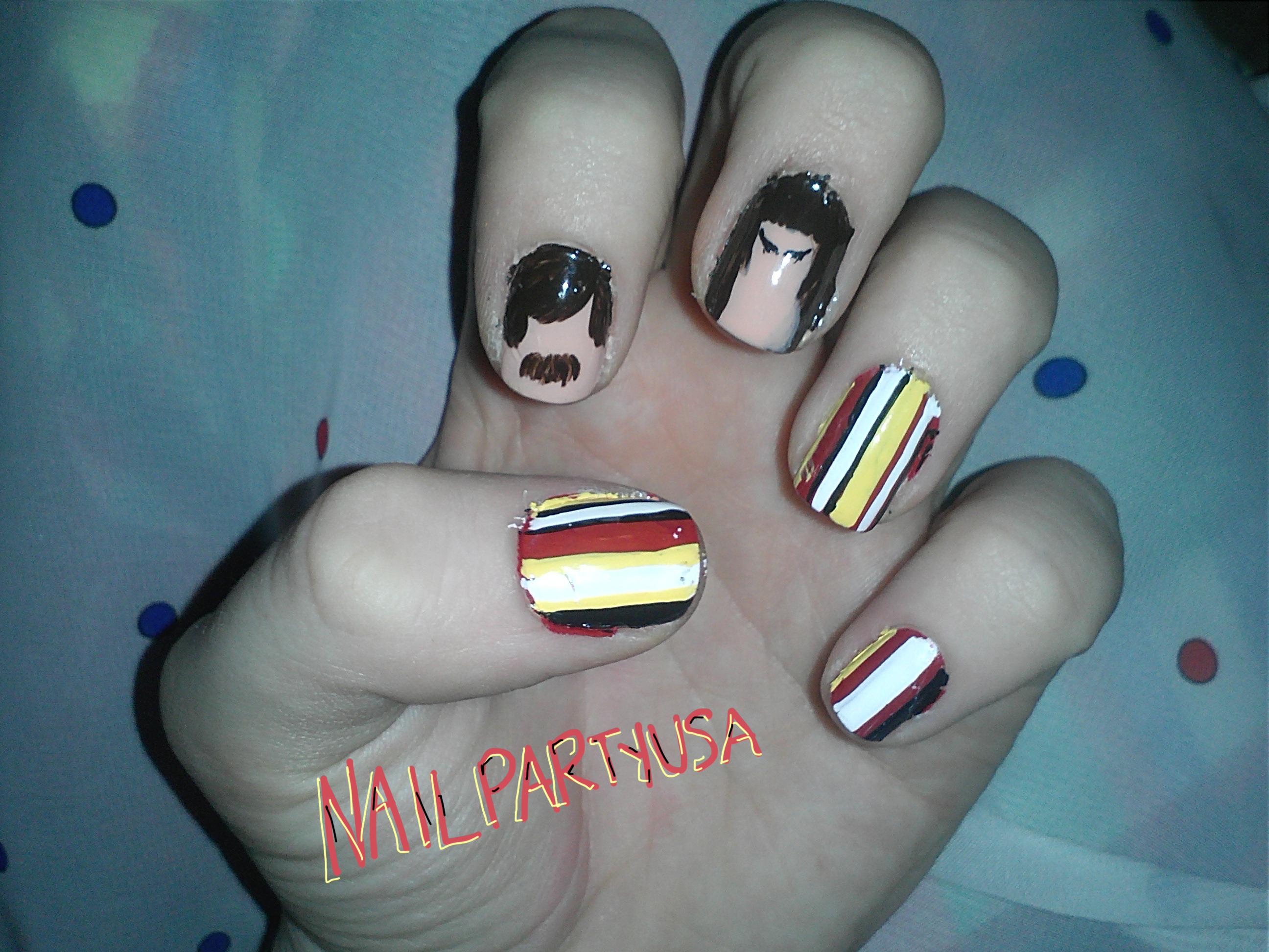 Cute Nail Designs For Summer 2012