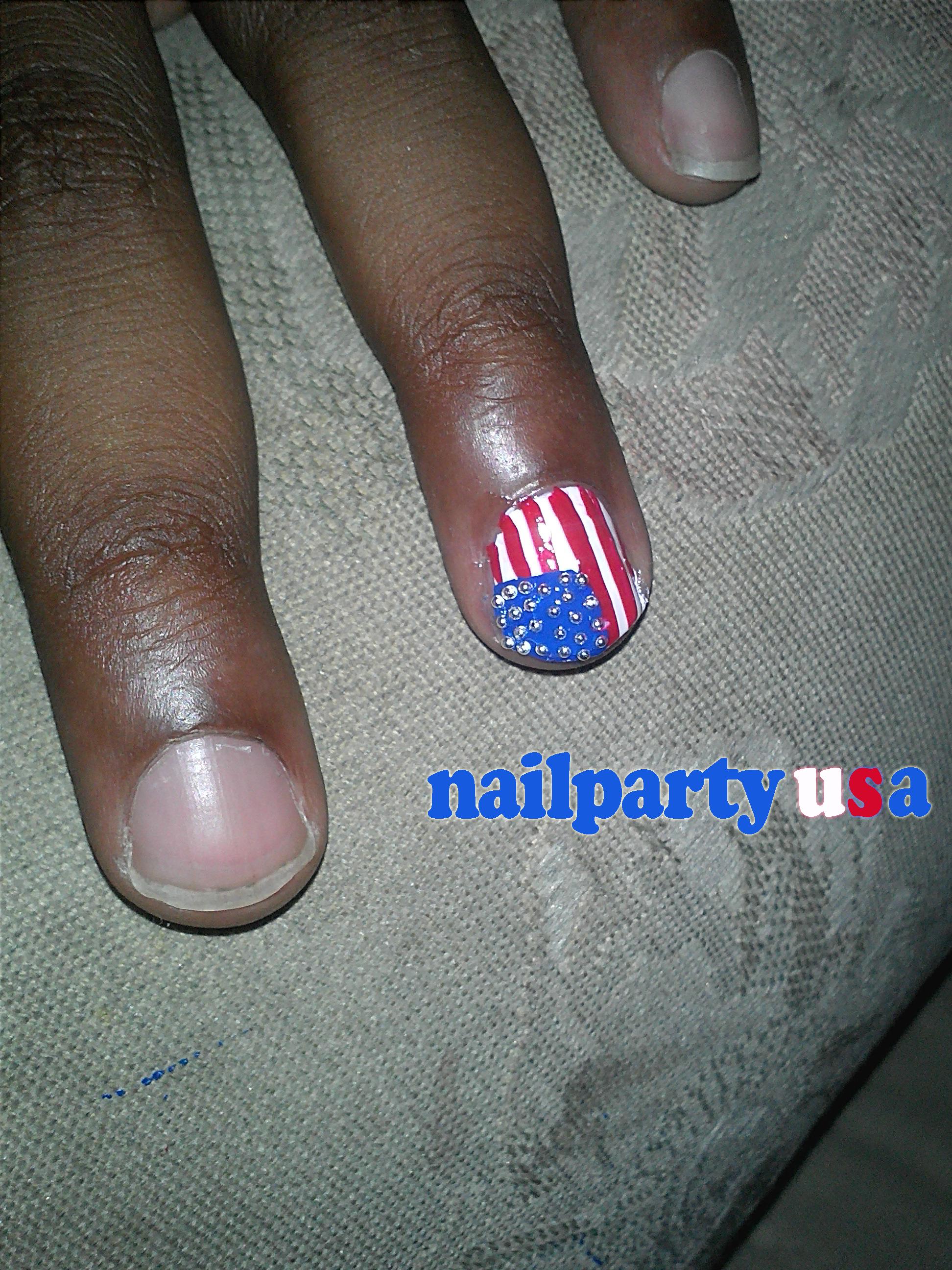 NAIL DESIGN | NAIL PARTY USA