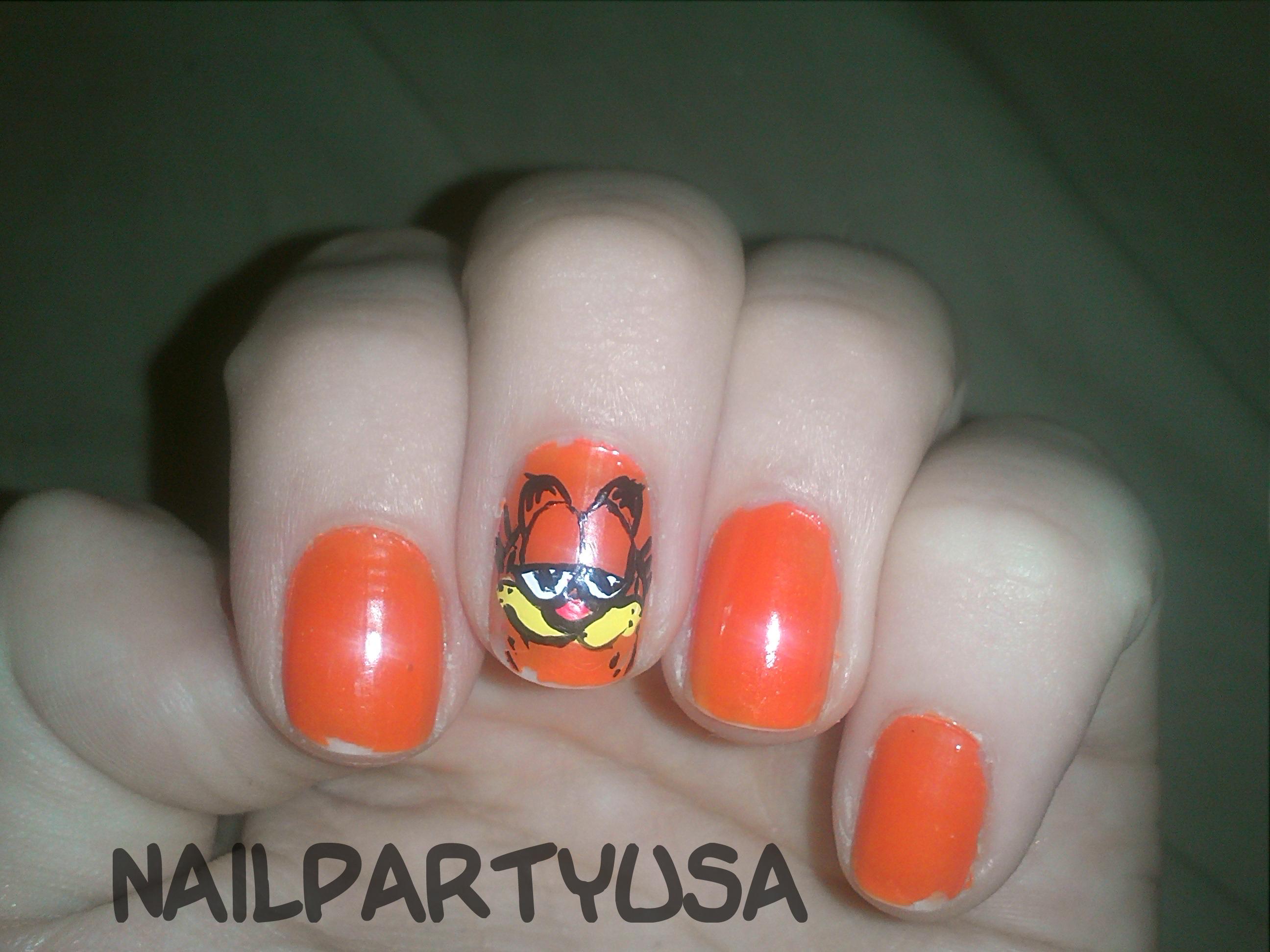 fall nails | NAIL PARTY USA